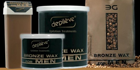 Waxing for gentlemen